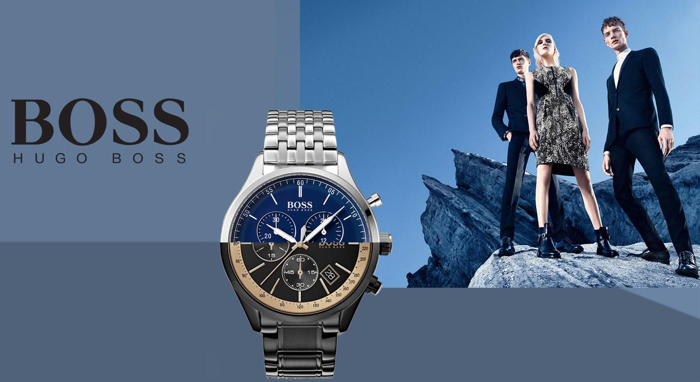 Hugo Boss watches