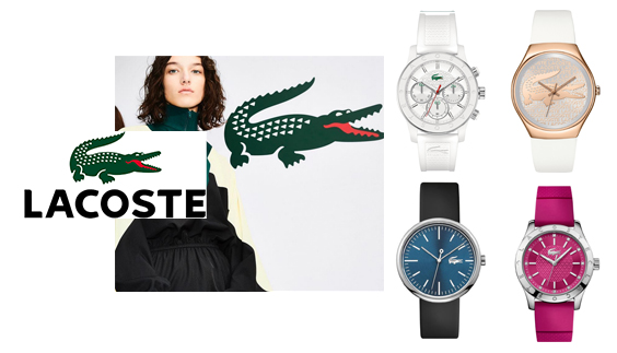 watches LACOSTE