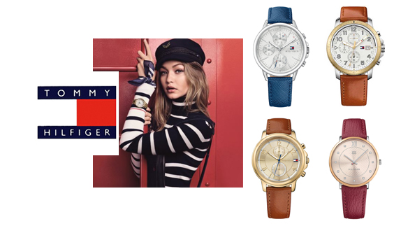 watches TOMMY HILFIGER